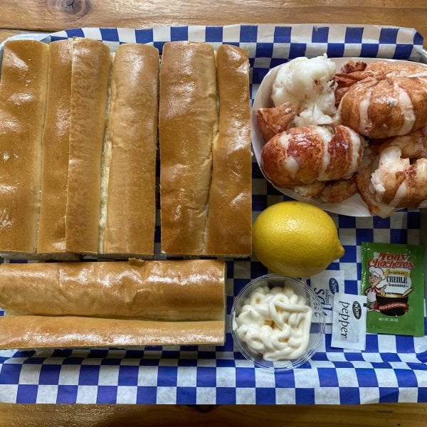 Lobster Roll DIY Kit scaled